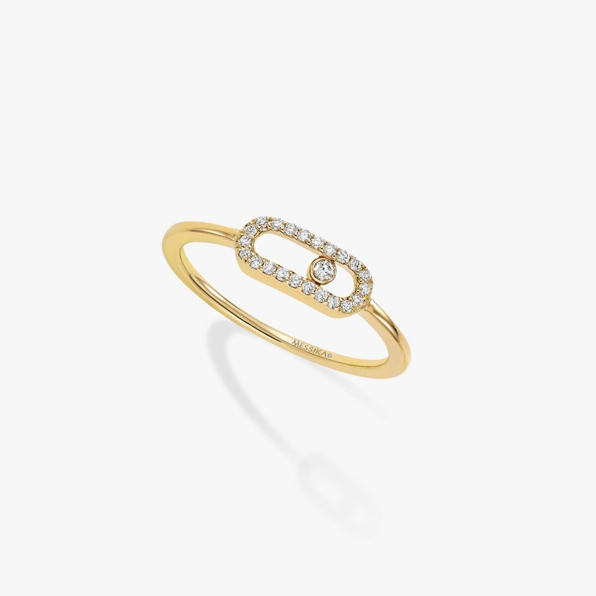 Bague Messika Move Uno Or Jaune 04705-YG