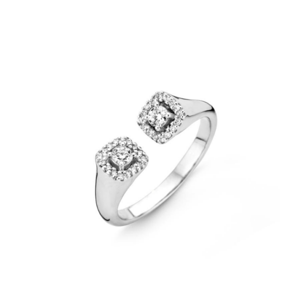 Bague One More Salina Or Blanc 59413/A