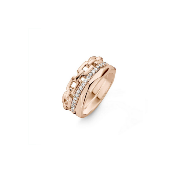 Bague One More Ischia Or Rose 055884/A/3