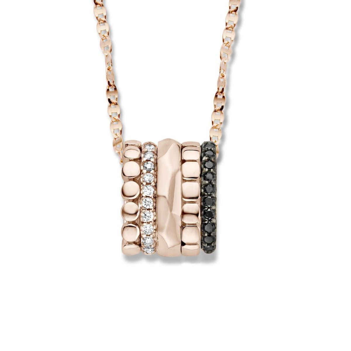 Collier One More Ischia Or Rose 055253A2