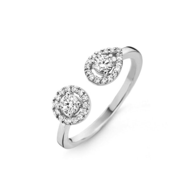 Bague One More Salina Or Blanc 055778A