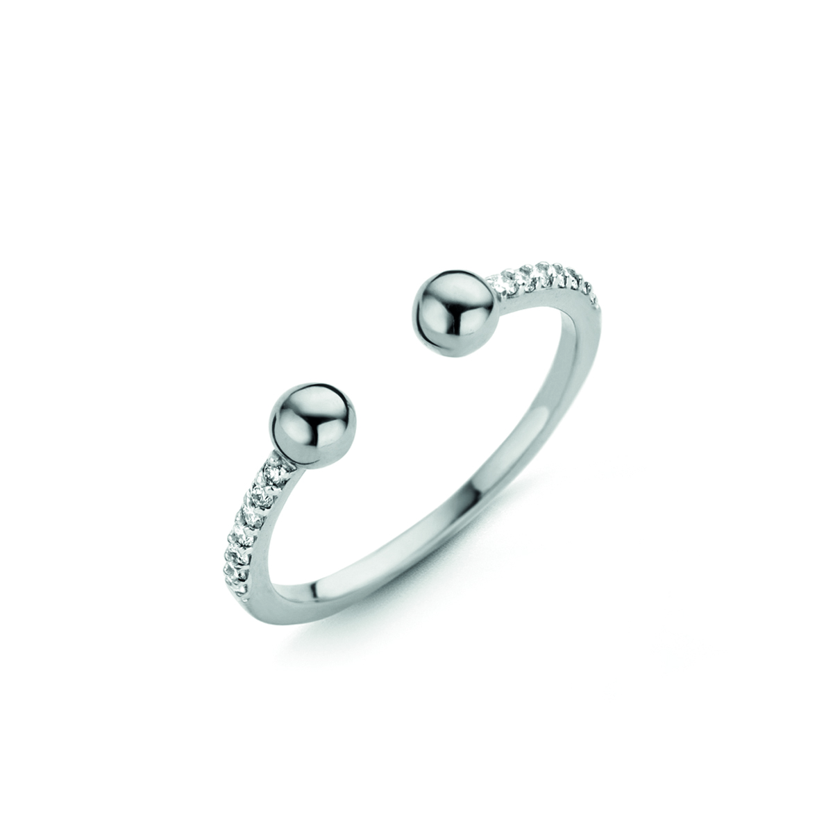 Bague One More Vulture Or Blanc 057559A