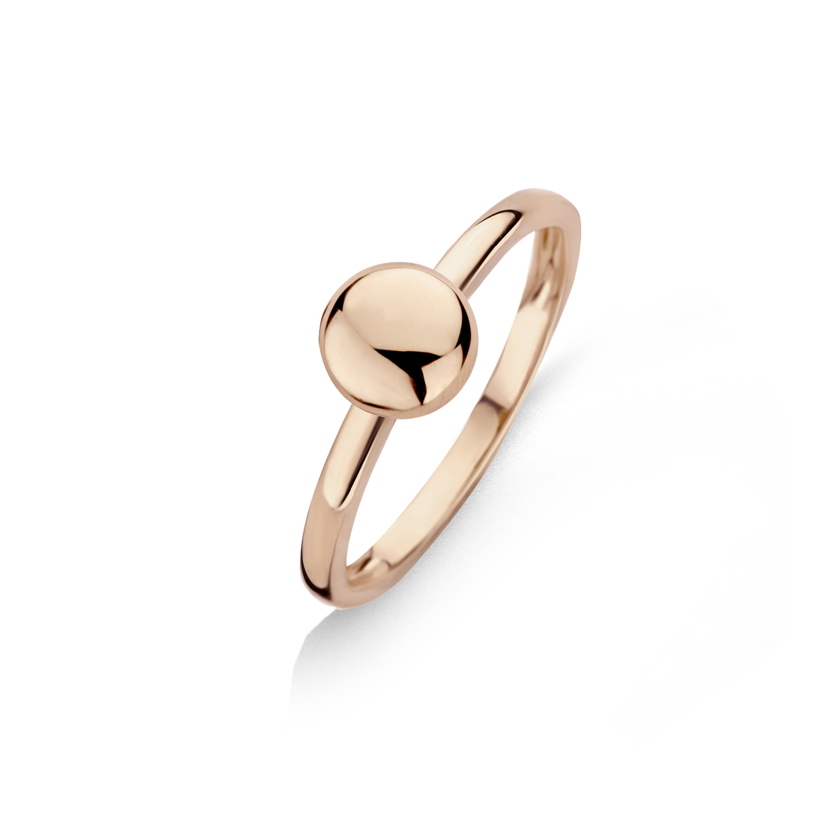Bague One More Eolo Or Rose 061348