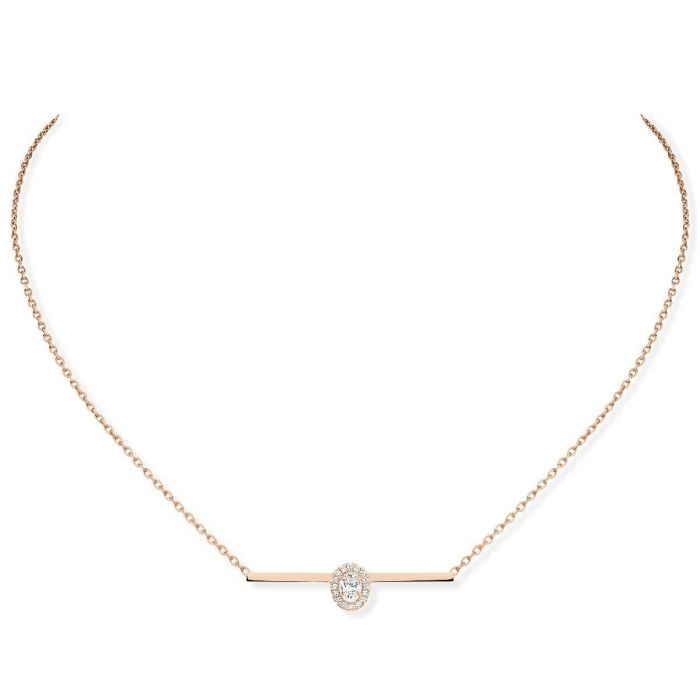 Collier Messika Glam'Azone Or Rose 06175-PG