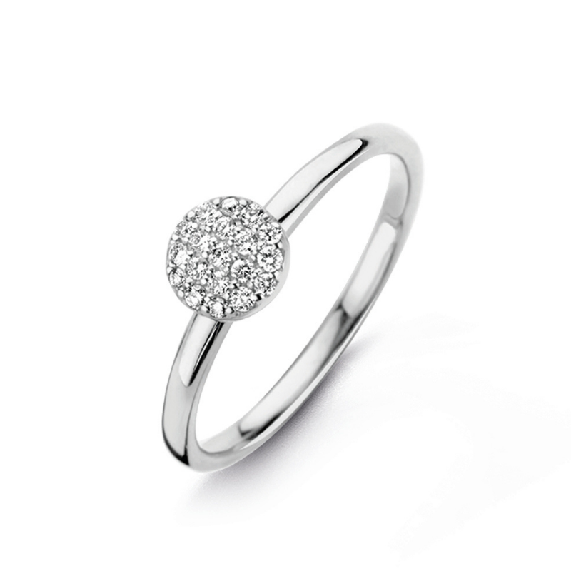 Bague One More Eolo Or Blanc 91Z606A
