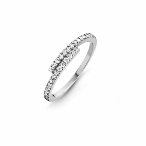Bague One More Ischia Or Blanc 052978A