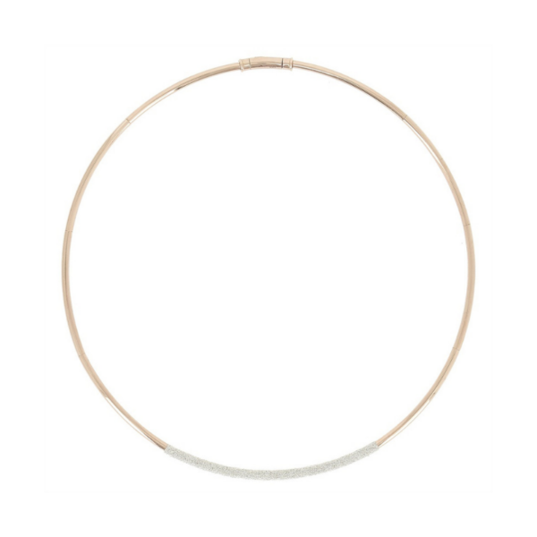 Collier Pesavento Cocktail Or 18k Or Rose YBSCG004