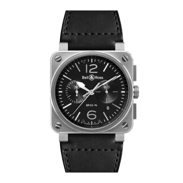 Montre Bell Ross BR 03-94 BR0394-BL-SI_SCA