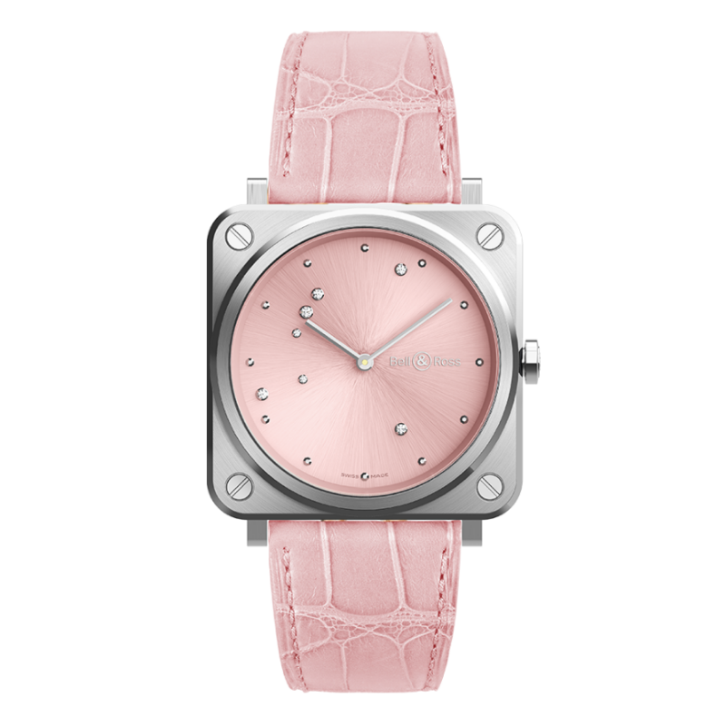 Montre Bell & Ross BRS Pink Diamond Eagle BRS-EP-ST_SCR