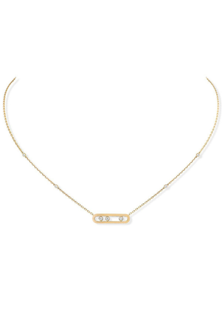 Collier Messika Baby Move Or Jaune 04323-YG