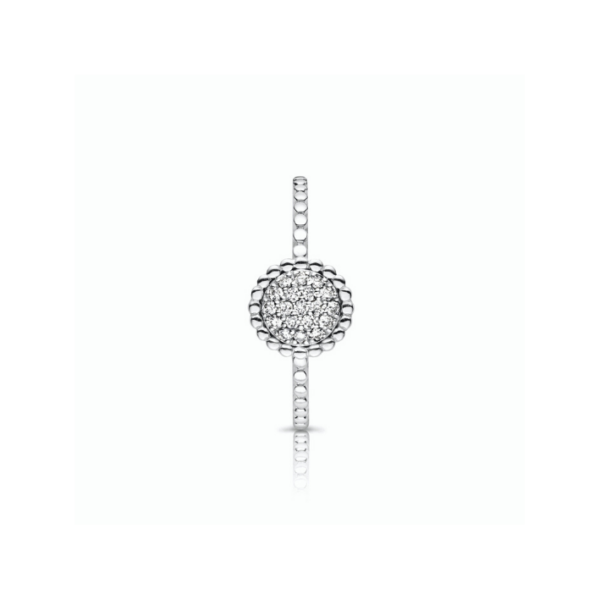 Bague One More Cimini Or Blanc 51589A