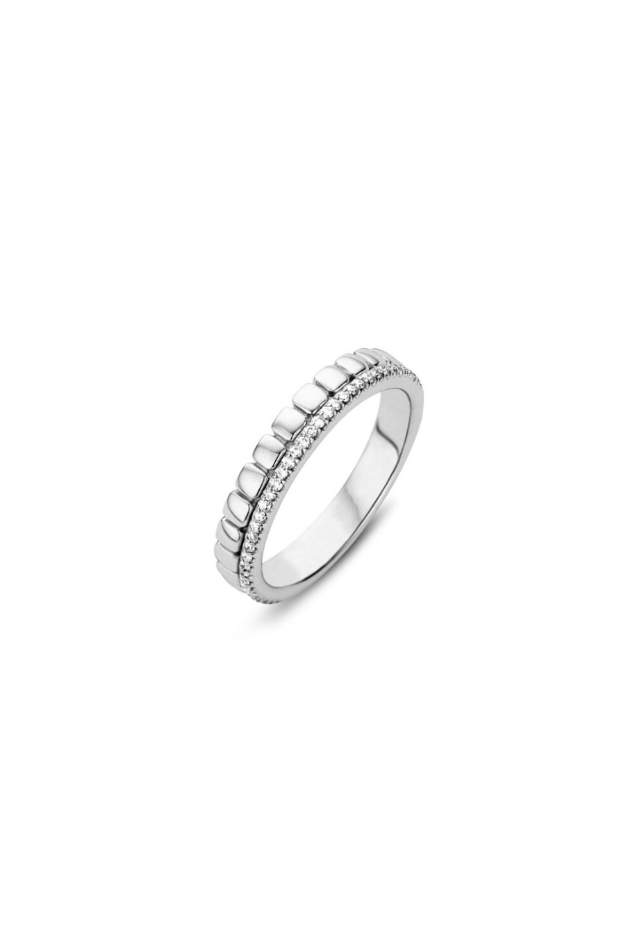 Bague One More Ischia Or Blanc 54703A