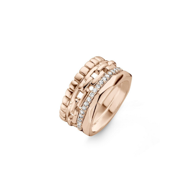 Bague One More Ischia Or Rose 55904/A