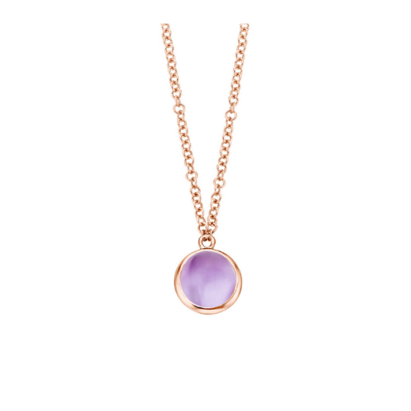Collier One More Pantelleria Or Rose 52333B