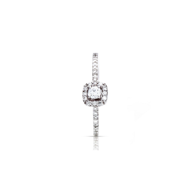 Bague One More Salina Or Blanc 47359/A