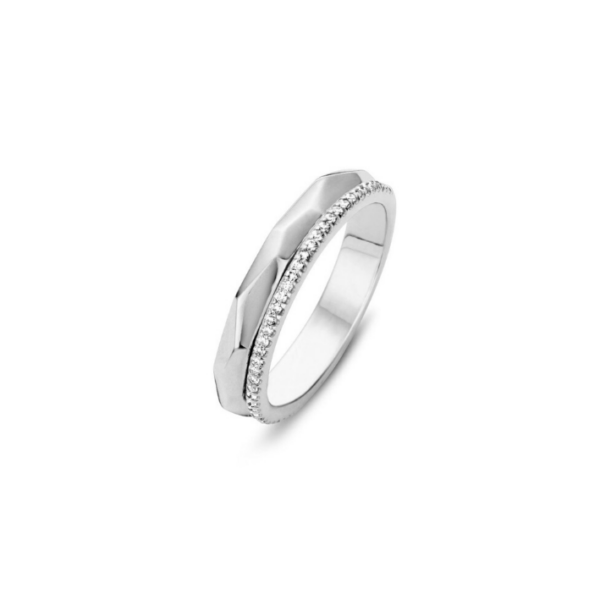 Bague One More Ischia Or Blanc 54705/A