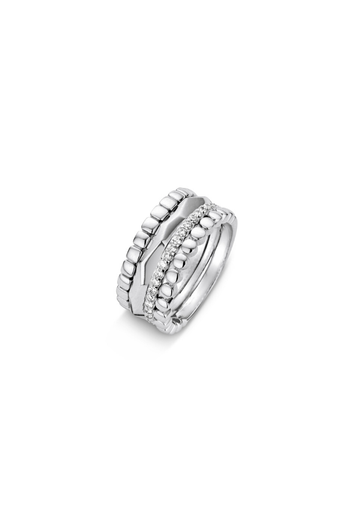 Bague One More Ischia Or Blanc 54670/A