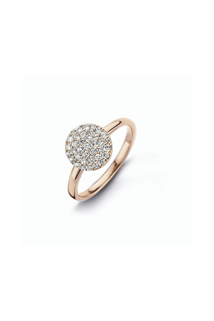 Bague One More Eolo Or Rose 91z710