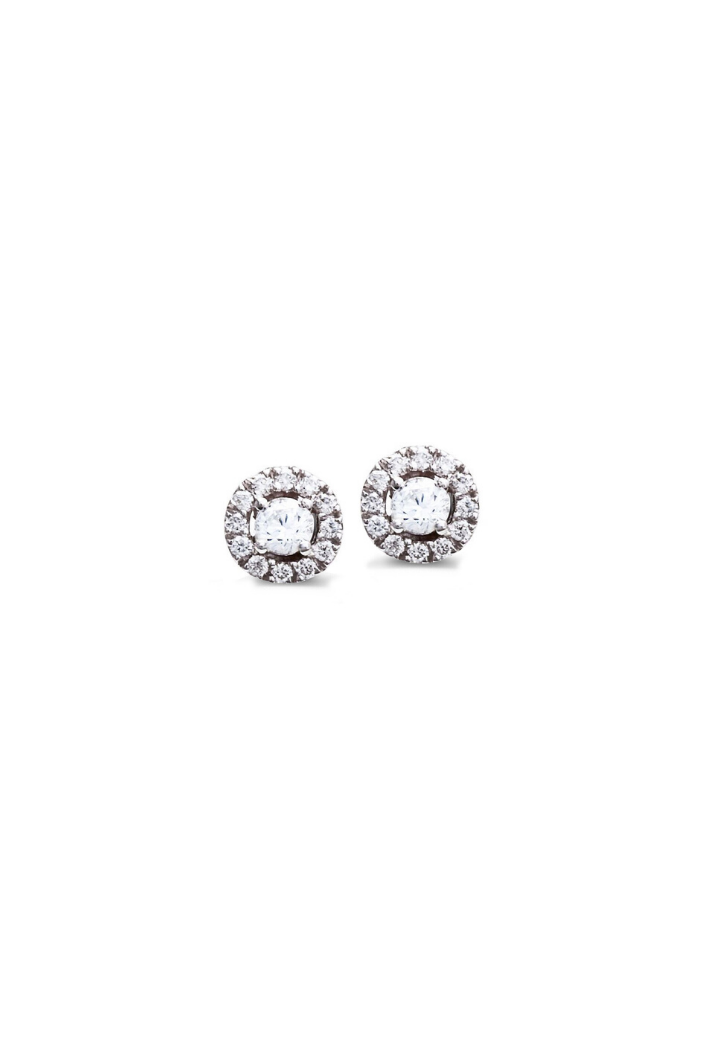 Boucles d'oreilles One More Salina Or Blanc 47607A