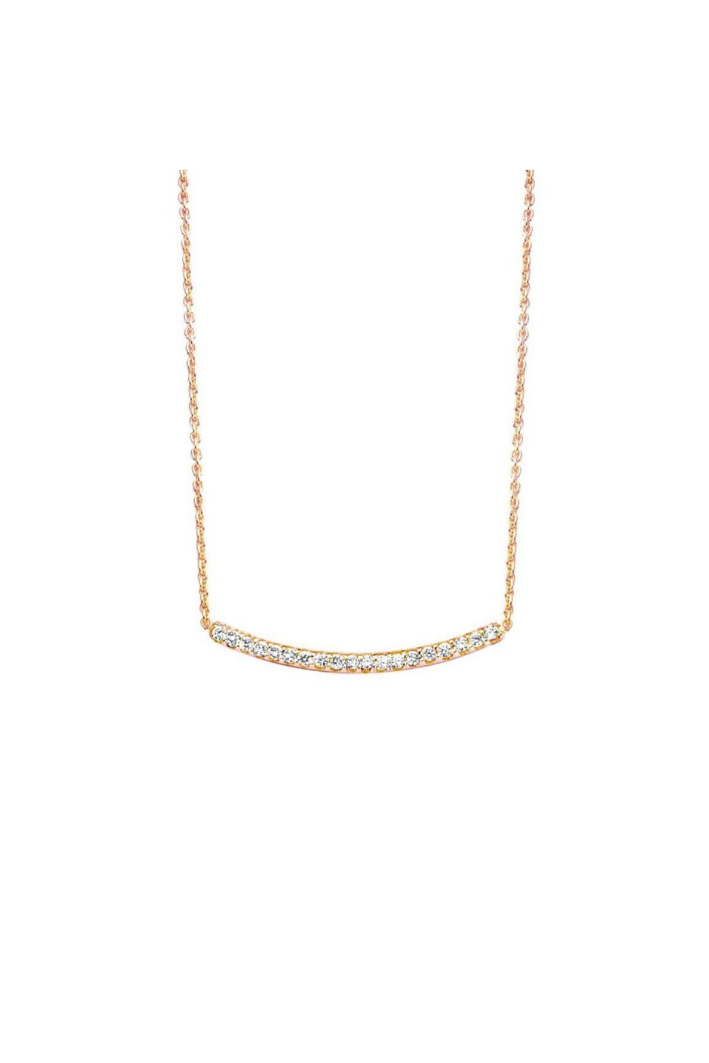 Collier One More Ichia Basics Or Rose 52395/A