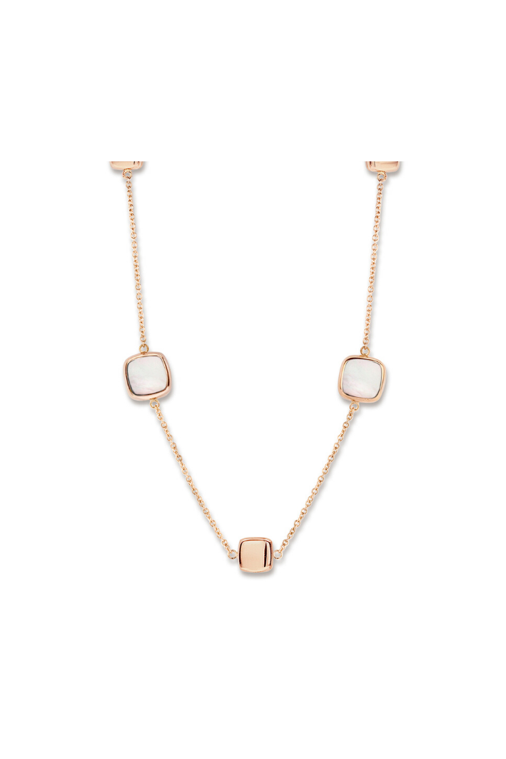Collier One More Pantelleria Or Rose 58700/n