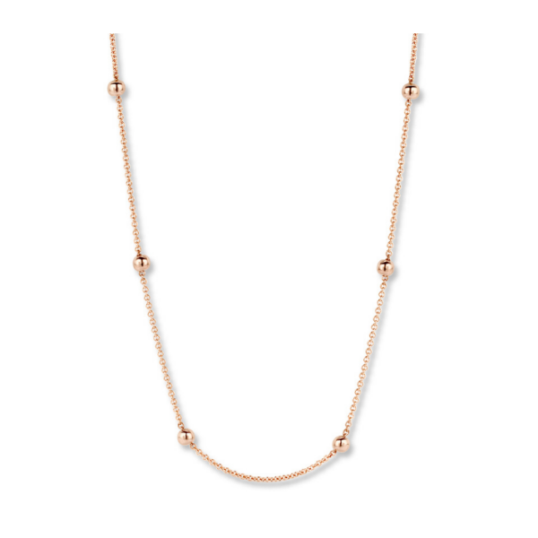 Collier One More Pantelleria Or Rose 5920045