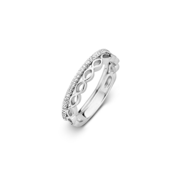 Bague One More Ischia Or Blanc 059250A