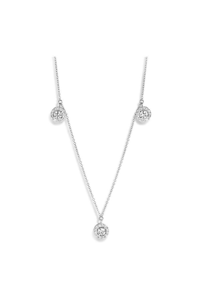 Collier One More Salina Or Blanc 59080A