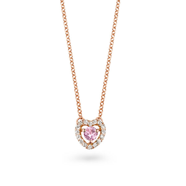 Collier One More Salina Or Rose 051384XA