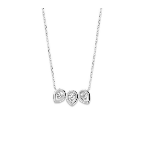 Collier One More Salina Or Blanc 57634